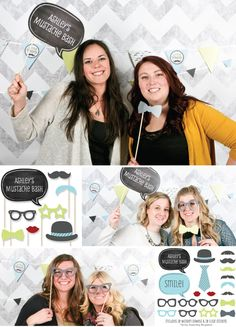Little Man Baby Shower Photo Booth Kits #BigDot #HappyDot