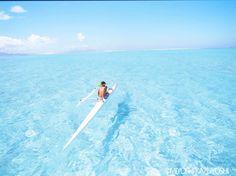 transparent ocean
