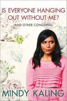 Mindy Kaling thought party!