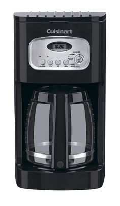 Cuisinart DCC-1100BK 12-Cup Programmable Coffeemaker, Black * CHECK OUT @ http://www.getit4me.org/coffee100/10430/?446