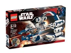 LEGO® Jedi Starfighter™ with Hyperdrive Booster Ring