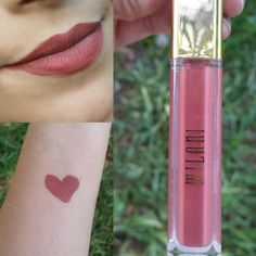 Milani Amore Matte Lip Creme - Beloved
