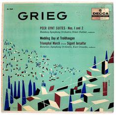 Decca Records - Grieg, Erik Nitsche