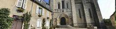 Cité médiévale de Saint-Yrieix-la-Perche.  Ville classée « Plus Beaux Détours de France ».  Ville de gastronomie, la cité arédienne est le berceau de la race porcine « Cul-Noir » à la viande savoureuse, mais aussi de la célèbre madeleine Bijou, connue de tous les gourmands. C'est aussi à Saint-Yrieix-la-Perche qu'en 1768, où fut découvert le kaolin, la matière première indispensable à la fabrication de la porcelaine de Limoges. Plus d'information: http://www.tourisme-hautevienne.com