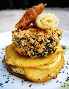 Gourmet Recipes, Cooking Recipes, Spanish Tapas, Tasty, Yummy Food, Mini Foods, Food Humor, Creative Food, Food Inspiration