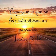 Isaías 43:18