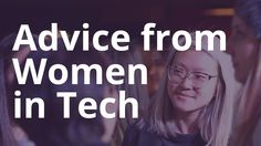 Women in Tech offer