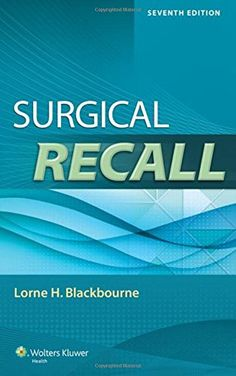 Surgical Recall 7th Edition 2014 PDF | Free Medical Ebooks Download