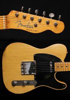 1950 Fender Broadcas