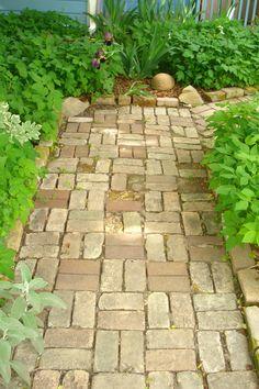 Love the bricks ....
