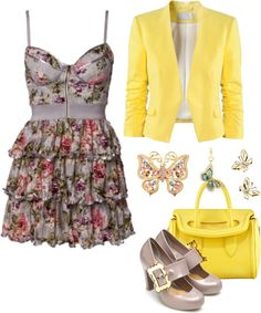 """""""Butterlfy"""" by annaduolivier ❤ liked on Polyvore"""
