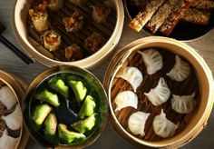 Neil Perry Launches Yum Cha at Spice Temple, Bligh Street, Sydney Sydney Food, Temple, Spices, Food And Drink, Menu, Yummy Food, Dining, Fruit, Street
