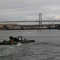 Amphibious combate de veículos 1.1 (ACV 1.1) teste de natação 2014