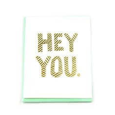 Best card EVER- perfect for pretty much any occasion from a birthday to a thank you.
