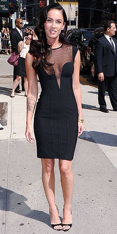 Megan Fox in Herve Leroux