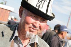 Kolpok: the traditional Kyrgyz headpiece