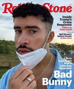 Ranked the world's biggest pop-star, Bad Bunny is now the first Latino urbano artist to be featured on the cover of Rolling Stone. Bad Bunny's rise to fame has been meteoric.