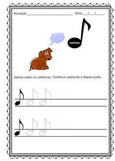 ATIVIDADES DE EDUCAÇÃO INFANTIL  E MUSICALIZAÇÃO INFANTIL: Atividade de musicalização