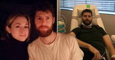 After collapsing in pain, Edward was told he had just six to 18 months left to live. Colon Cancer, Wedding Goals, Health And Wellbeing, Vows, Big Day, 18 Months, Marriage Goals
