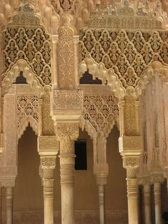 Alhambra, Granada, Andalusia by RT-K, via Flickr