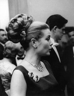 Grace Kelly - looks like some of our hairstyles right now!