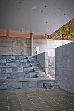 L'amphithéâtre du musée de Bibracte #Morvan #Bourgogne