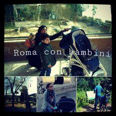#Roma con bambini!
