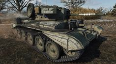 World of Tanks Cromwell B | 4.700+ DMG | 2.200 EXP - Erlenberg