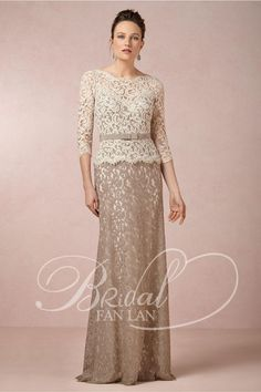 Aliexpress.com: Compre 2015 mãe da noiva vestido longo para festa de casamento…