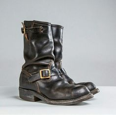 Viberg Boots, Fashion Boots, Mens Fashion, Riders Jacket, Engineer Boots, Motorcycle Boots, Cool Boots, Leather Shoes, Casual Shoes