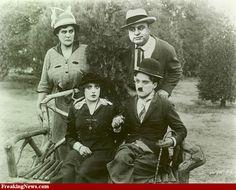 al capone , Charles Chaplin