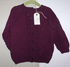 Ny strikke jakke 4-5 år Men Sweater, Pullover, Sweaters, Fashion, Threading, Moda, Fashion Styles, Sweater, Sweater