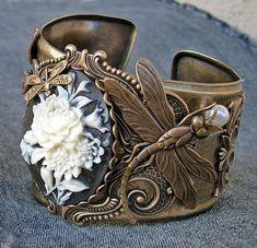 steampunk jewelry   lovely steampunk jewelry.   My Style