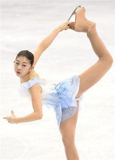 16歳永井がシニアデビュー「できることはやれた」/フィギュア(1)