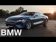 BMW Concept 8 Series. Return to a new era. - YouTube