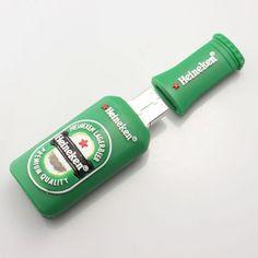 Heineken Style Beer Bottle USB Flash Drive – $9