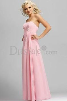 Pink is nice too for bridemaids