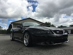eBay: Ford: Mustang Saleen 2001 ford mustang saleen s 281 sc convertible no reserve #ford #mustang usdeals.rssdata.net