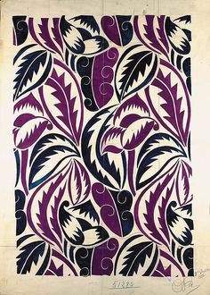 design is fine history is mine raoul dufy textile design roses 1920s for extras. Black Bedroom Furniture Sets. Home Design Ideas