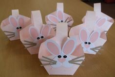 paper bunny bags!
