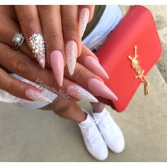 Stiletto Nails by MargaritasNailz from Nail Art Gallery