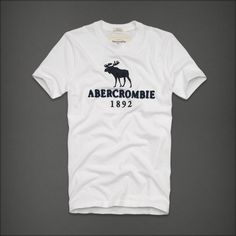 Abercrombie & Fitch Mens Short Tees 7425