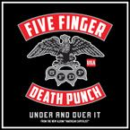 Five Finger Death Punch...on those days that only rockin' out will fix u