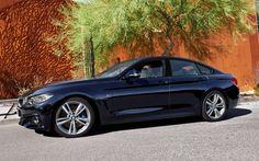 BMWSérie4 Gran Coupé: photos et vidéos