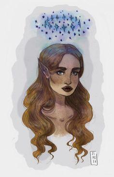 Стеклянный трон // Двор шипов и роз