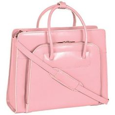Best Leather Laptop Bags for Women: Stylish, Cute and Trendy Ladies Laptop Bags (2014 update)...McKlein USA W Series Lake Forest Leather Women's Briefcase...