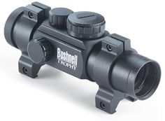 Bushnell Trophy 1x28 Red/Green Dot Rifle Scope 4 Interchangeable Reticle $78.99