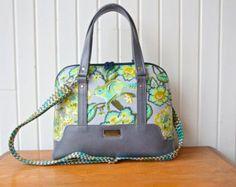 New The Dogwood Travel Duffel bag  PDF Sewing Pattern