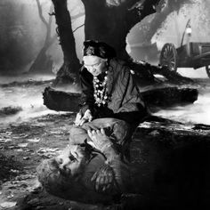 """Birthday star Maria Ouspenskaya as the Gypsy fortune teller Maleva, with Lon Chaney, Jr. as the title character in """"The Wolf Man"""" She was born on July Gypsy Fortune Teller, Lon Chaney, Birthday Star, Love You Dad, Famous Monsters, Invisible Man, Black Lagoon, Classic Monsters, Iconic Movies"""