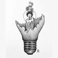 tattoo sketches // THE LIGHT // The clouds are finally parting! Im just about ready to start printing my work, woooo! From what Ive seen Etsy appears tattoo sketches Dark Art Drawings, Pencil Art Drawings, Art Drawings Sketches, Tattoo Sketches, Cool Drawings, Tattoo Drawings, Kunst Tattoos, Stippling Art, Arte Sketchbook